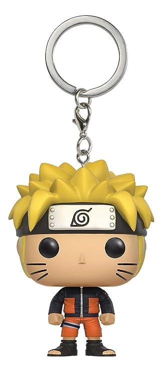 Amazon.com: Llavero de Naruto de Funko POP: Funko Pop ...