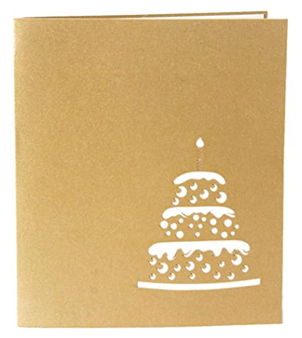 Amazon Taloyer 3d Pop Up Birthday Cards Creative Birthday