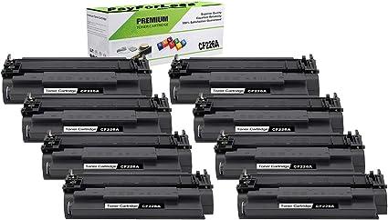 3pk 226A CF226A Black Compatible Toner fit HP LaserJet Pro MFP M426dw M402dn