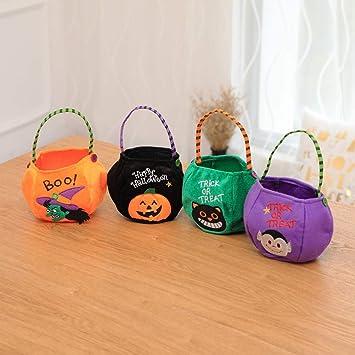 Toyvian Las Bolsas para Las Bolsas Infantiles para Halloween ...