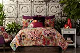 Poetic Wanderlust by Tracy Porter Cotton Quilt (Winward, Twin)