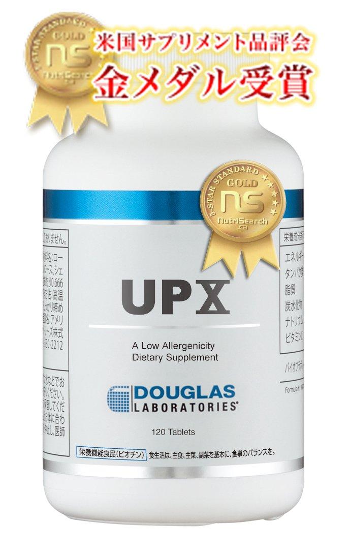 ダグラスラボラトリーズ UPX マルチビタミン&ミネラル 120粒 約15日分 B012MW1FPC   120粒