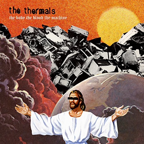 Thermal Salts - THE BODY, THE BLOOD, THE MACHI [Vinyl]