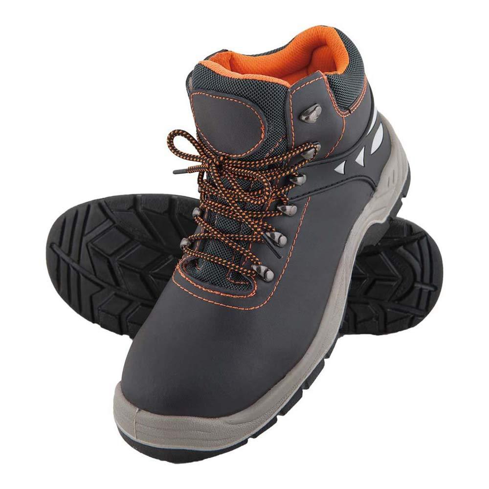 Reis BRPEAKREIS45 Chaussures de s/écurit/é Noir//gris//orange Taille 45