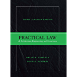 Practical Law of Architecture, Engineering, and Geoscience, Third Canadian Edition, (2-downloads)
