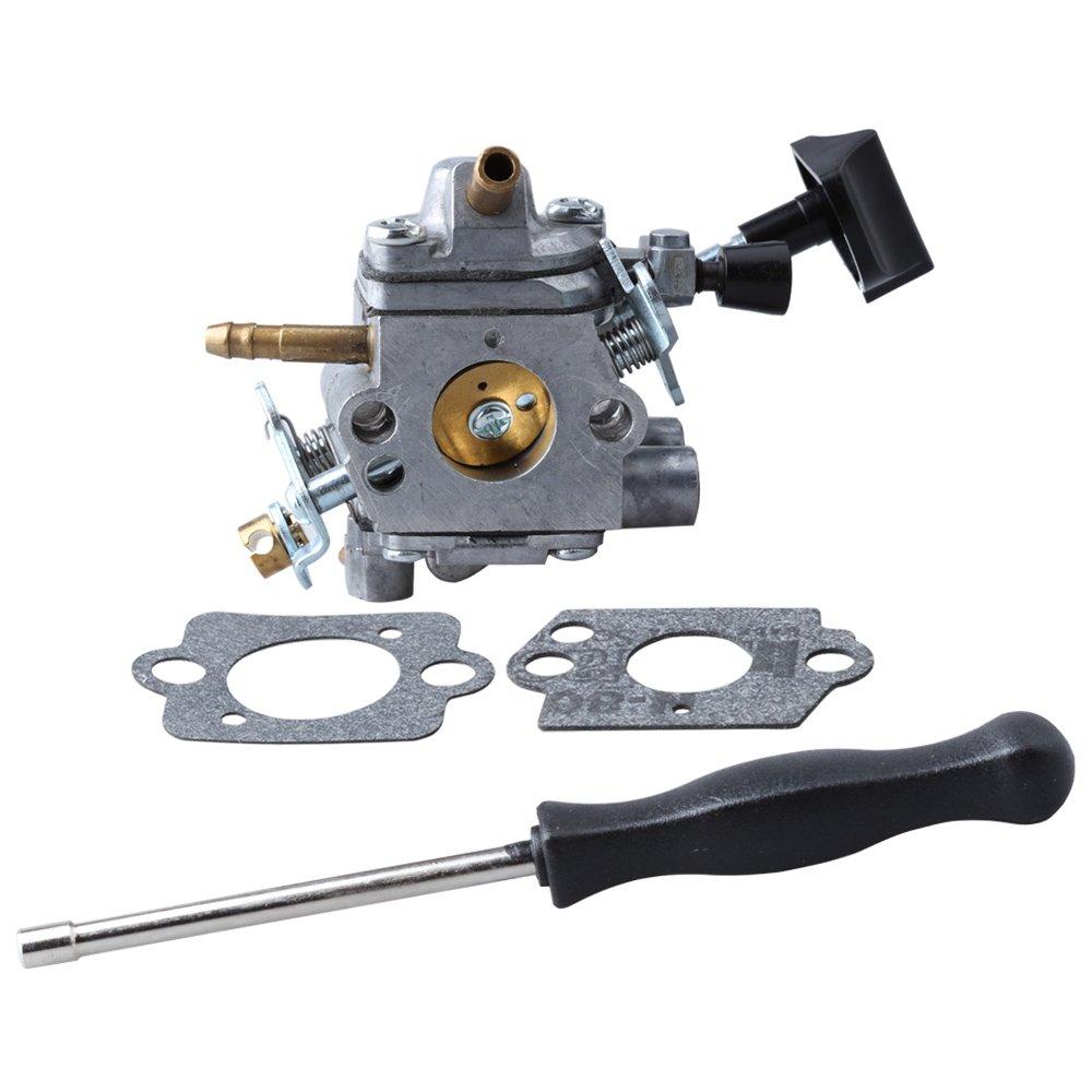 HIPA C1Q-S183 Carburetor with Gasket + Adjustment Tool for STIHL BR500 BR550 BR600 Blower