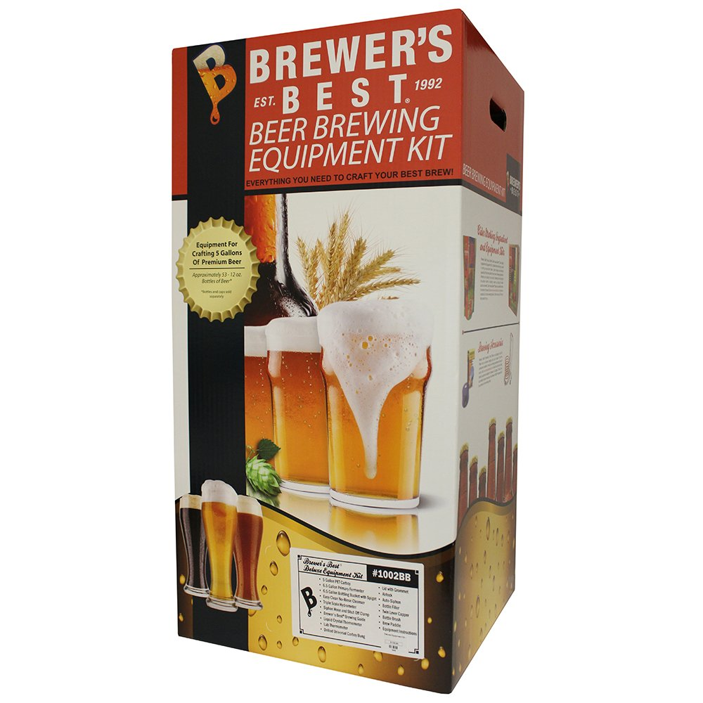 Brewer's Best Deluxe Beer Brewing Equipment Kit with Better Bottle Carboy by Brewer's Best (Image #2)