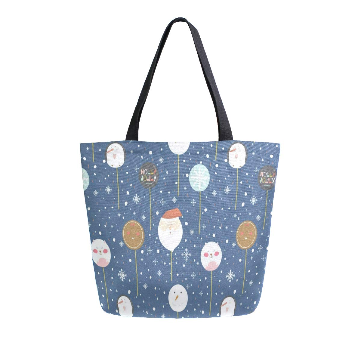 Canvas Tote Bag Winter...