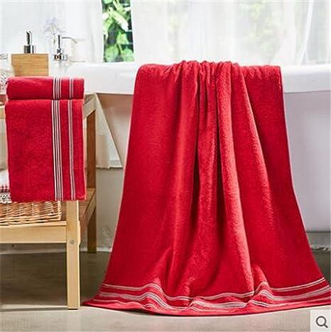 Wmshpeds 1 toalla de algodón +2 toalla, agua blanda, adulto par lavar toalla