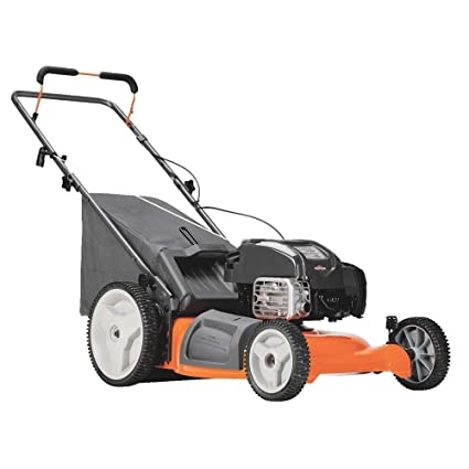 Amazon.com: Husqvarna 7021p 961330030 3-in-1 Push Lawn Mower ...