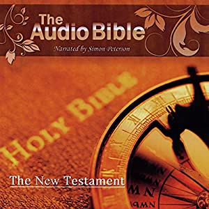 The New Testament: The Gospel of John Audiobook