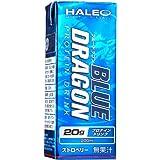 HALEO BLUE DRAGON(ハレオ ブルードラゴン) プロテインドリンク 200ml x 24本セット (ストロベリー) [ヘルスケア&ダイエット用品]