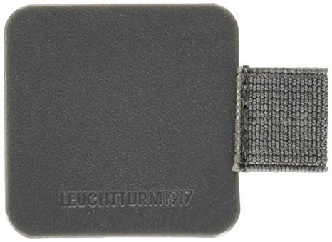 LEUCHTTURM1917 342942 Pen Loop, self-Adhesive, Anthracite