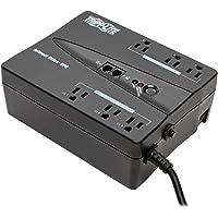 Tripp Lite INTERNET350SER 350VA 180W UPS Desktop Battery Back Up Compact 120V DB9 RJ11 PC, 6 Outlets
