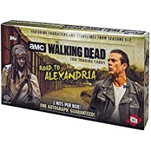2018 Topps 'The Walking Dead' Road to Alexandria HOBBY box
