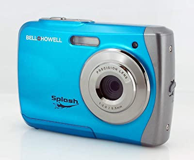 Bell+Howell WP7 16 MP Waterproof Digital Camera