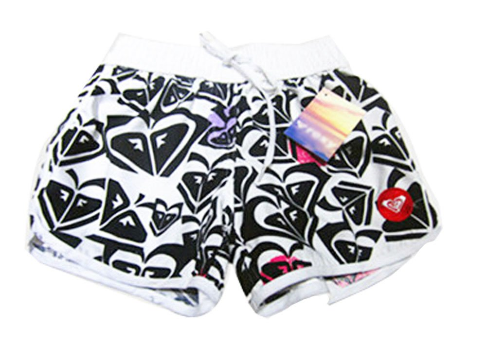 Womens Striped Swimsuit Surfing Shorts,05, M PANDA SUPERSTORE PS-SPO2611203011-FLORA00221