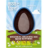 Moo Free Original Organic Easter Egg Chocolate, 120 g