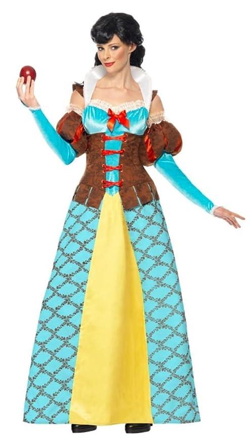 online store 0def3 99a7b SMIFFYS Smiffy' s - Costume da principessa con vestito e ...