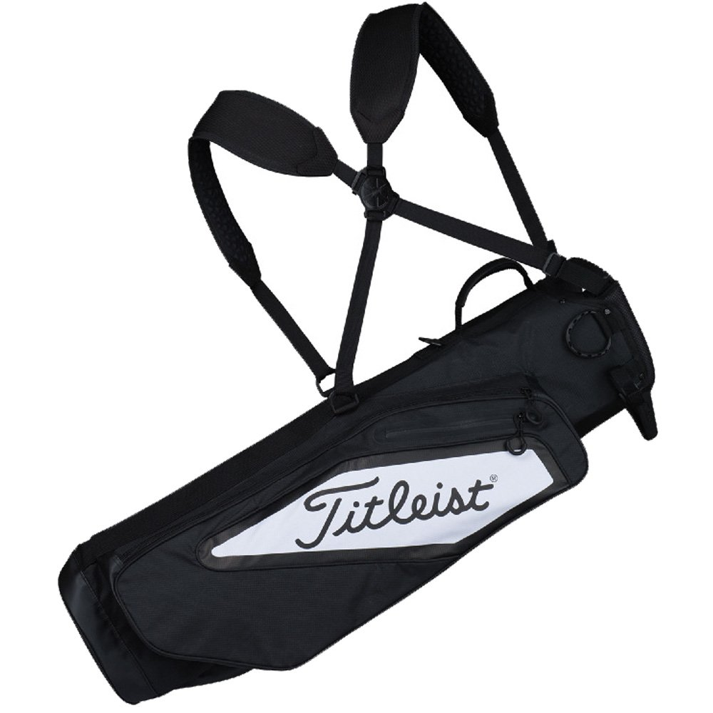 Titleist Carry Premium Golf Bag Black by Titleist