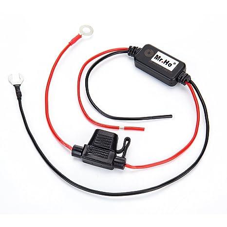 rebirthesame DRL-Controller Auto Car LED Tagfahrlicht Licht Steuermodul 12-18V