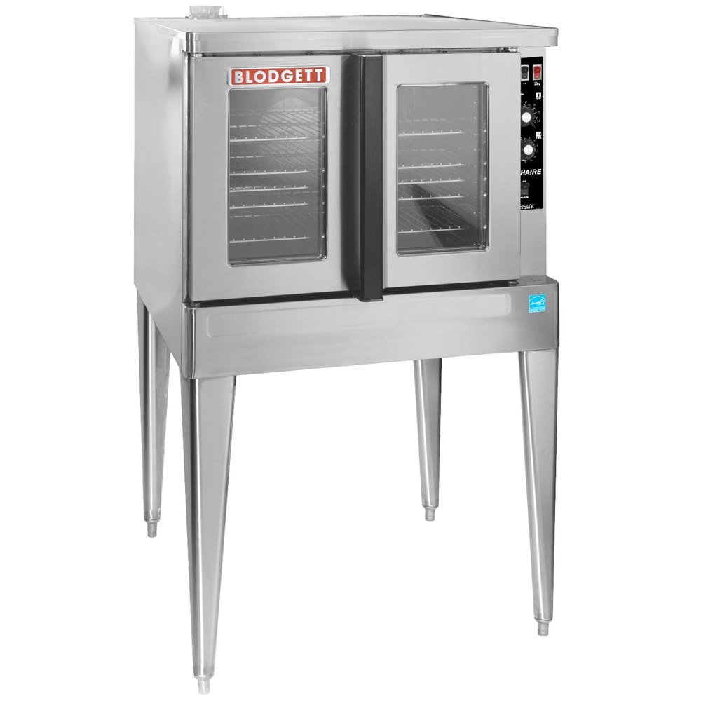 Blodgett ZEPH-200-G Double Stacked Gas Convection Oven