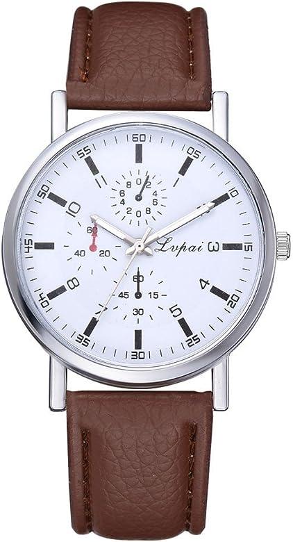 Relojes Unisex Malla Staresen Moda Analogico Reloj Para Hombre De eWDHYb2E9I