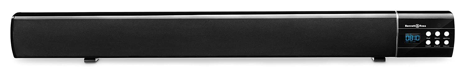 Bennett & Ross Moviebar 2.1 Barra de Sonido con Puertos USB/SD y Bluetooth