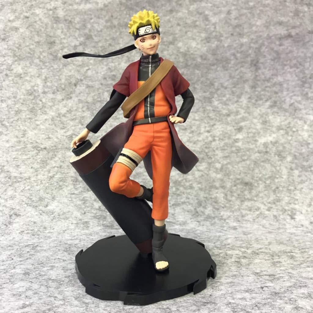 Con precio barato para obtener la mejor marca. HYBKY Whirlpool Naruto Juguete Juguete Juguete Estatua Modelo De Juguete Naruto Película Personaje Regalo 20 CM Decoración Recuerdo Estatua de Anime  barato