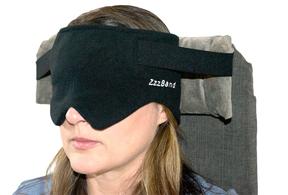 ZzzBand Unisex ZzzBand The Necks Best Thing to First Class One Size Black