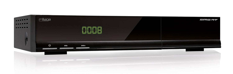 Smart CX 76 HD HDTV-Kabel Receiver mit Smart-Stream und PVR Funktion schwarz