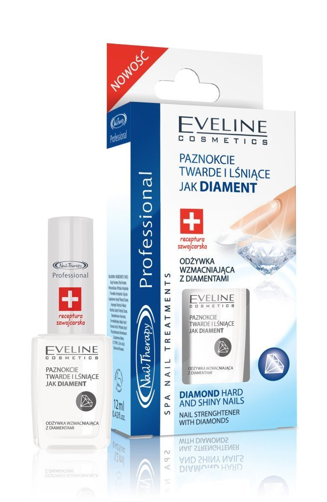Eveline Cosmetics Nail Treatment for Weak Nails -