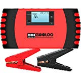 GOOLOO 1500A Peak 20800mAh SuperSafe Car Jump Starter with USB Quick Charge 3.0 (Up to 8.0L Gas, 6.0L Diesel Engine) 12V Auto Battery Booster Portable Charger Power Pack Built-in Smart Protection,Red