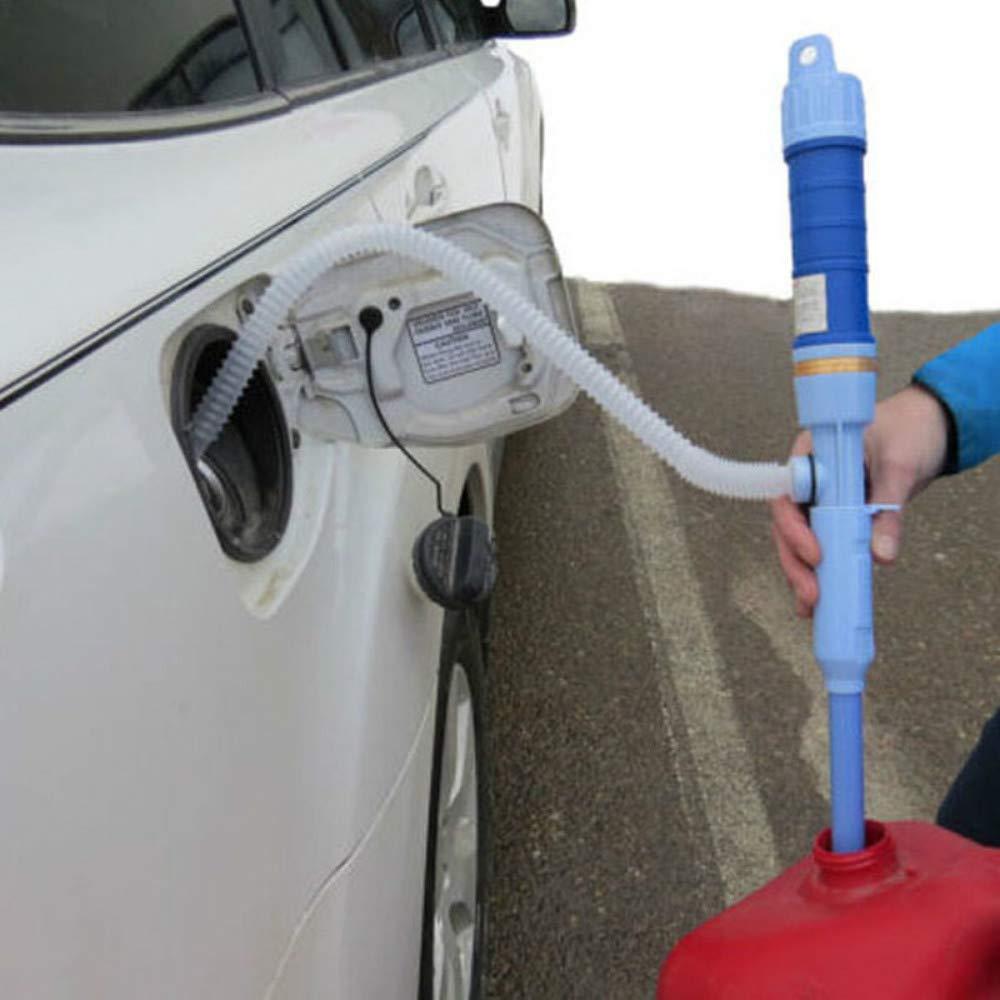 Batteriebetriebene Automatische /Ölsaugpumpe Wasserpumpe Portable Siphonpumpe Im Freien Kraftstoff/übertragung Saugpumpen Fl/üssigkeitstransfer Nicht Korrosive Mooyii Fl/üssigkeitspumpe Elektrisch