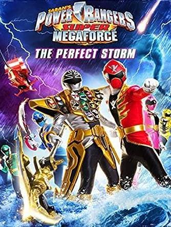 Power Rangers Super Megaforce - Volume 2: The Perfect Storm DVD Reino Unido: Amazon.es: Various: Cine y Series TV