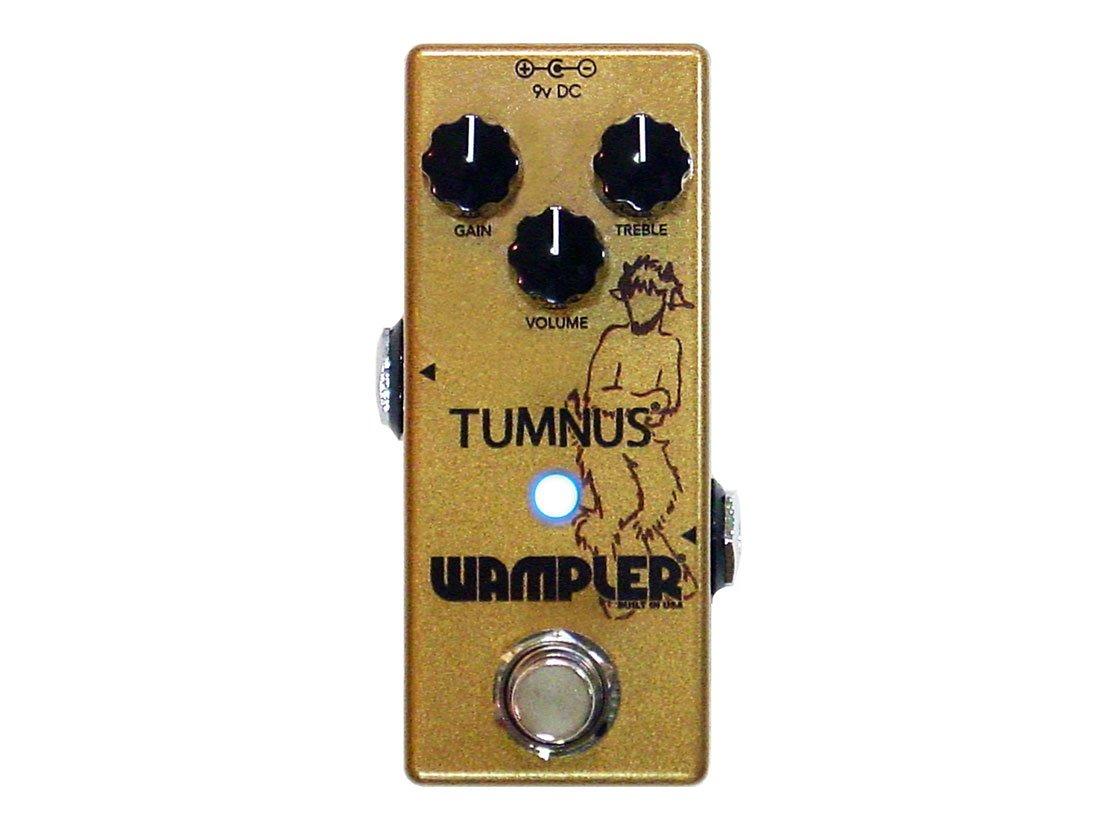Wampler Pedals [ワンプラーペダル] Tumnus (正規輸入品) B071NVLQ2L
