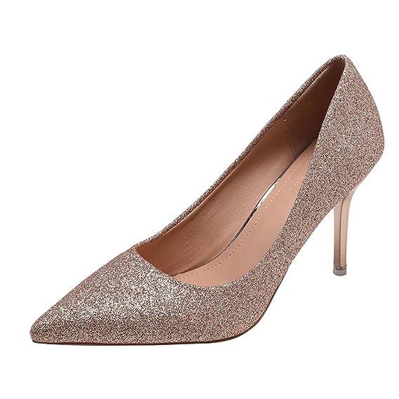 Zapatos de Mujer, ASHOP Casual Planos Loafers Puntera Puntiaguda Mocasines de Puntera otoño Invierno Botas de para Mujer: Amazon.es: Ropa y accesorios