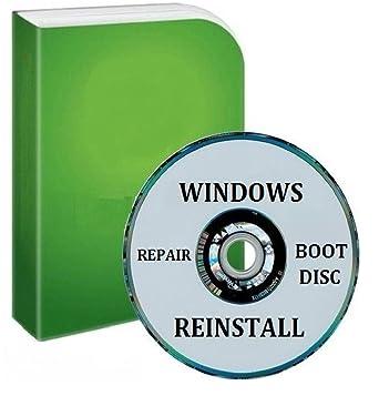 COMPLETE Re INSTALL Repair Restore WINDOWS XP