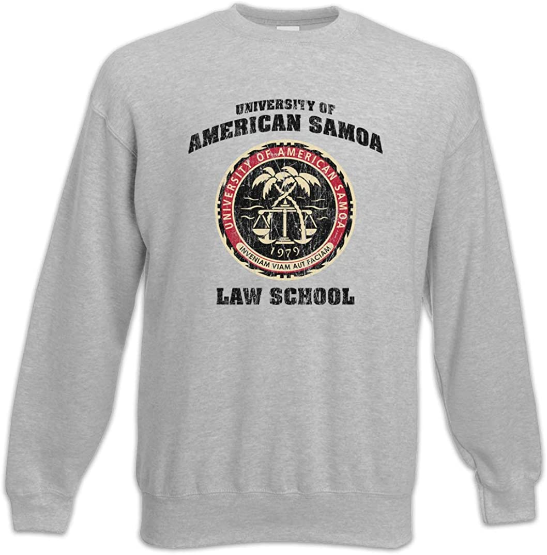 Urban Backwoods University of American Samoa Sudadera para Hombre Sweatshirt Pullover
