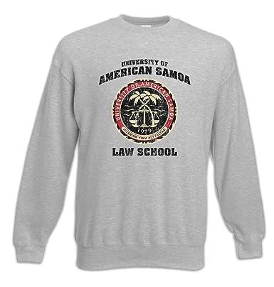 Urban Backwoods University of American Samoa Sudadera para Hombre Sweatshirt Pullover Tamaños S - 3XL: Amazon.es: Ropa y accesorios