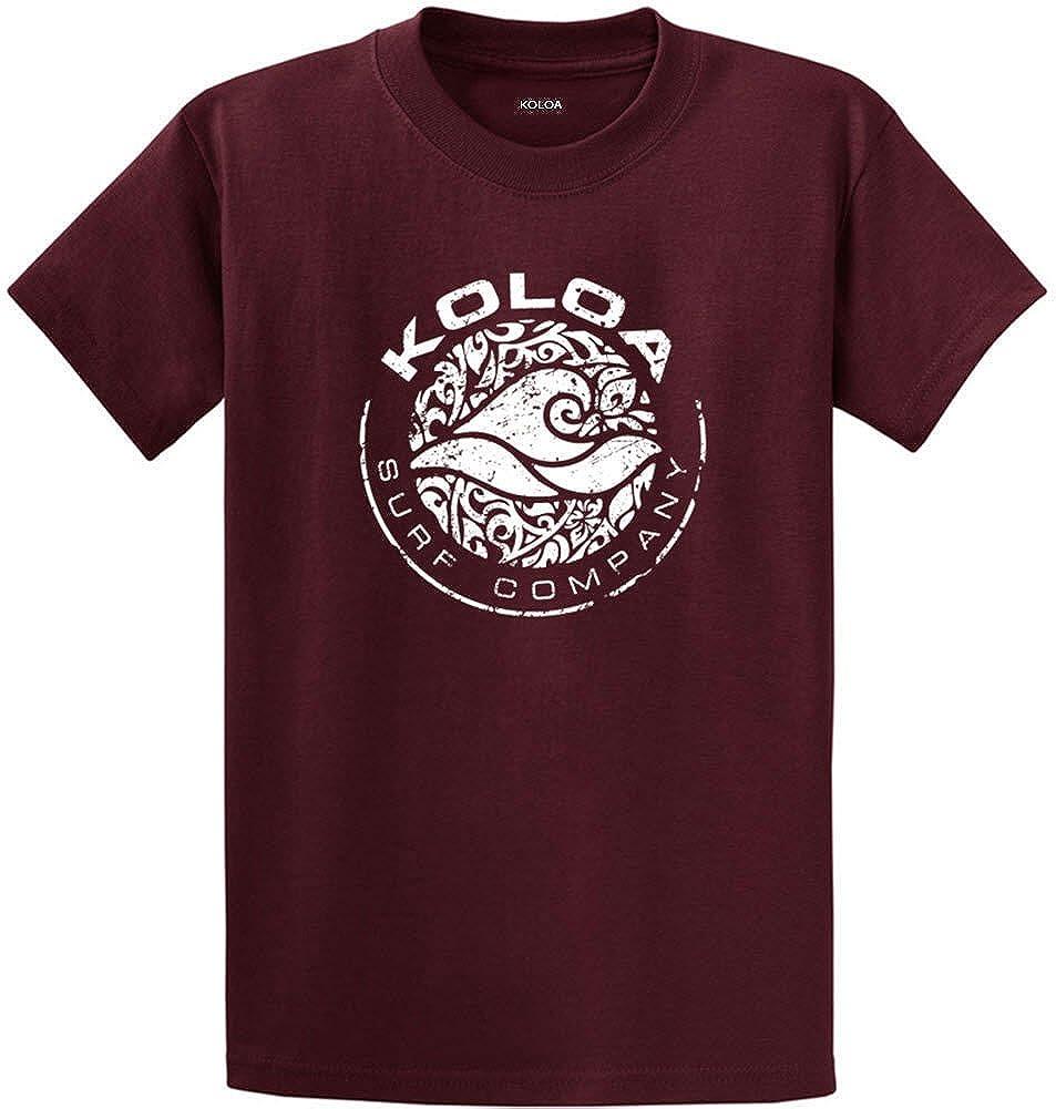 50//50 Cotton//Poly T-Shirts Joes USA Koloa Lightweight Poly//Cotton Blend T-Shirts