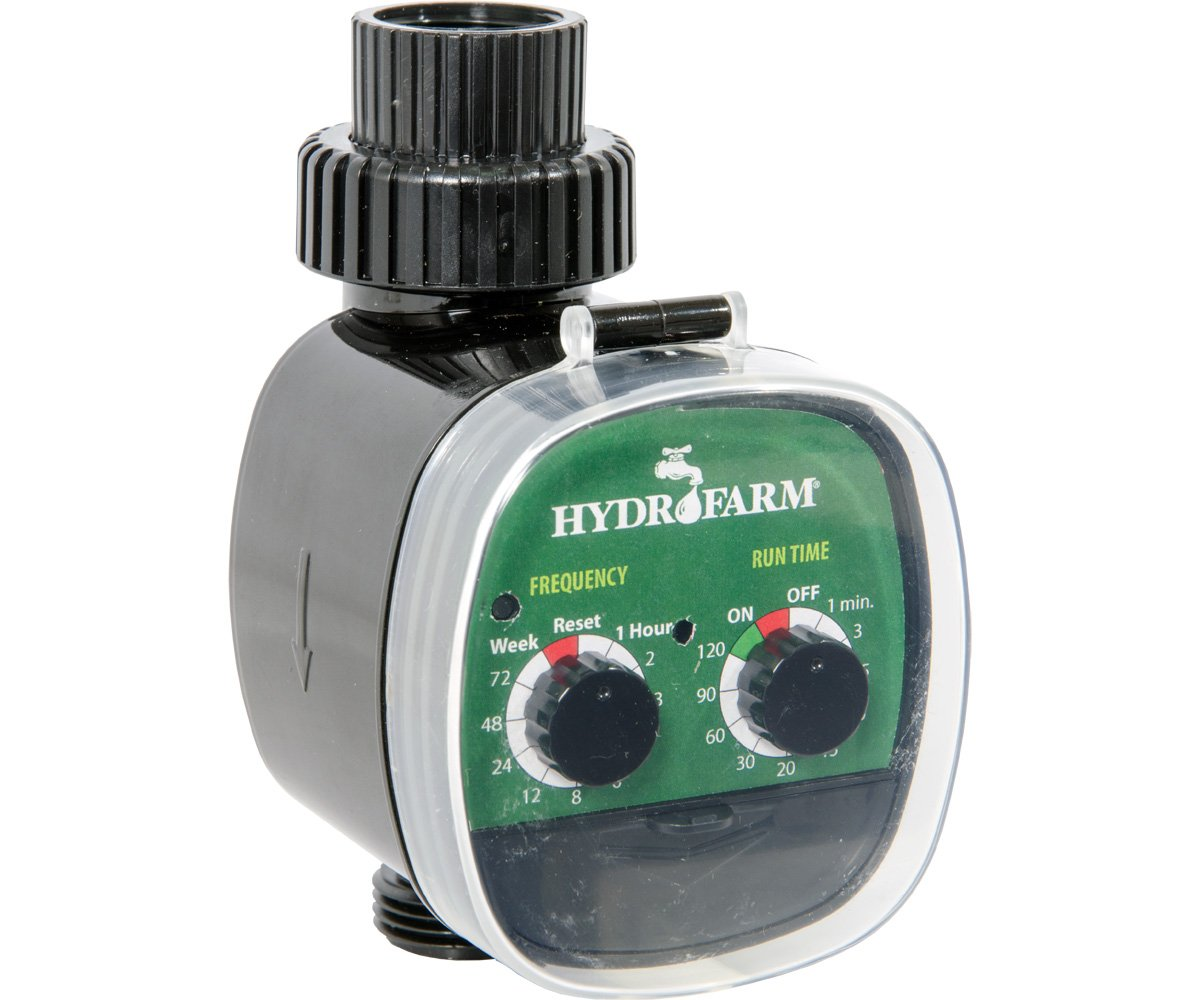 Hydrofarm HGWT Electronic Water Timer
