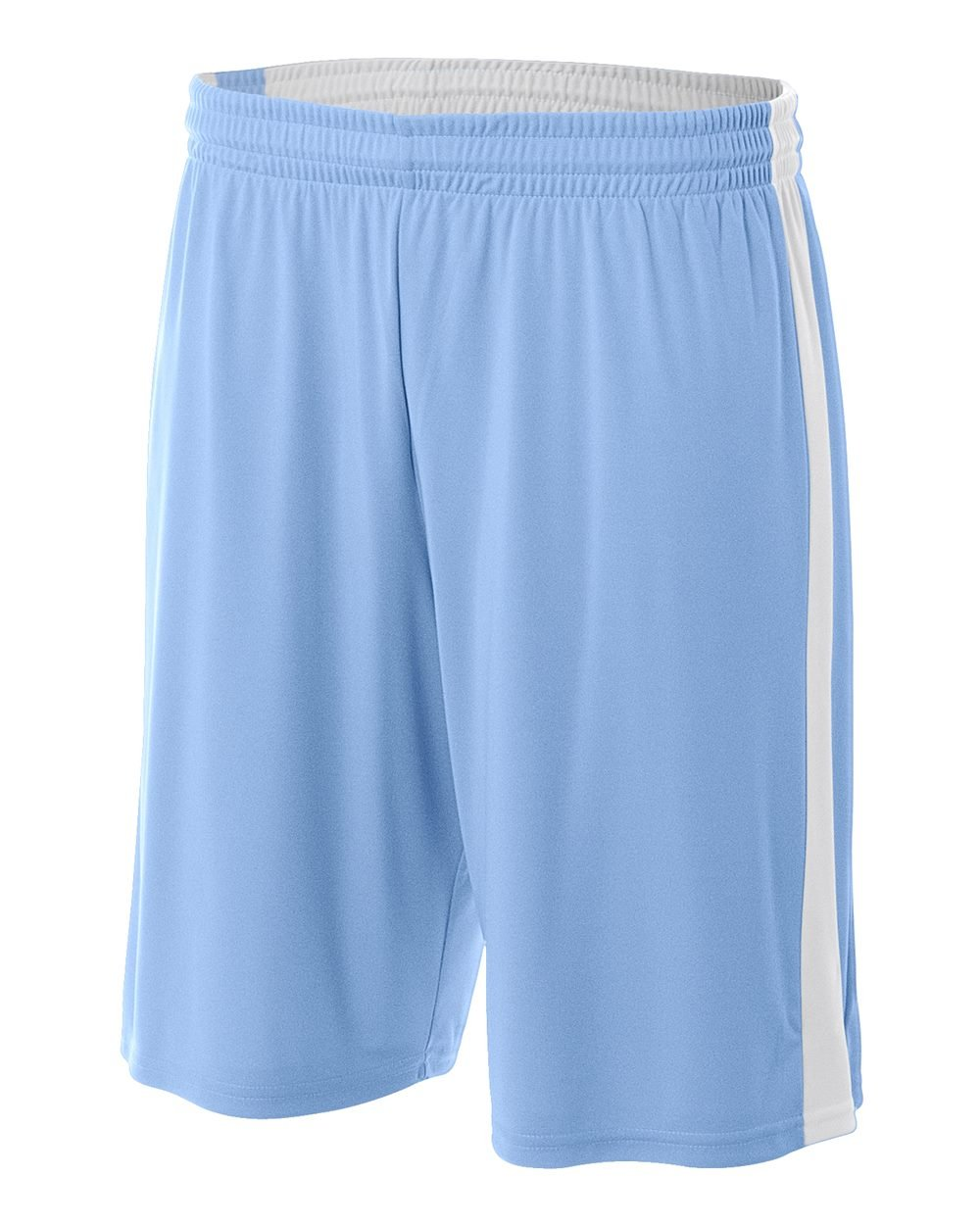 8f1a4513c Amazon.com   Basketball Reversible Two-Color Side Panel Shorts (Youth