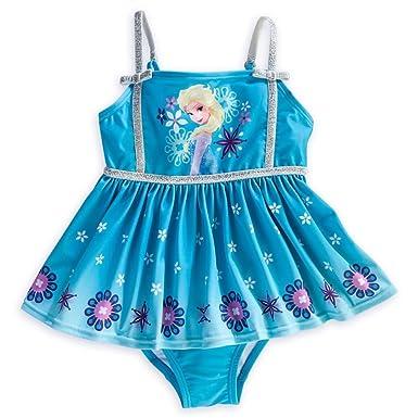 Amazon.com: Tienda de Disney Elsa de Frozen Big niña de una ...