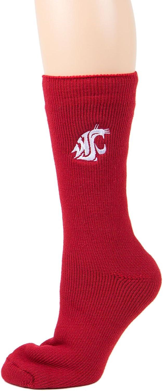 Donegal Bay NCAA unisex Washington State Thermal Sock