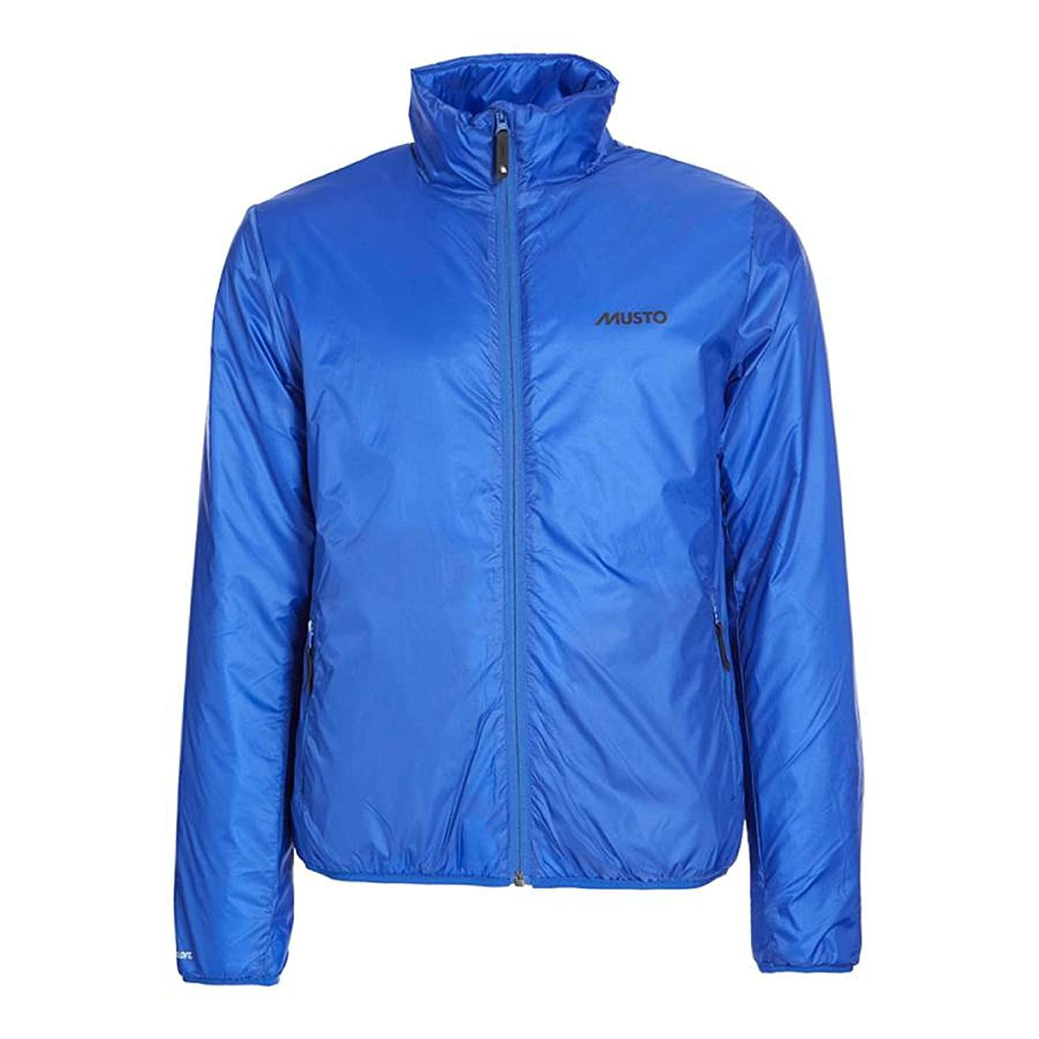 Musto Men's bluee Primaloft Waterproof Jacket