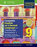 img - for Complete English as a Second Language for Cambridge Secondary 1 Student Book 9 & CD book / textbook / text book
