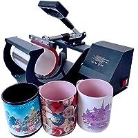 BetterSub Mug Heat Press, Heat Press Machine Cup Heat Transfer Sublimation 11oz