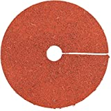 International Mulch Rubber Mulch Tree Ring, 24'' Diameter, Red