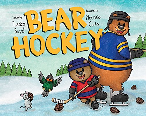 Bear Hockey by [Boyd, Jessica]